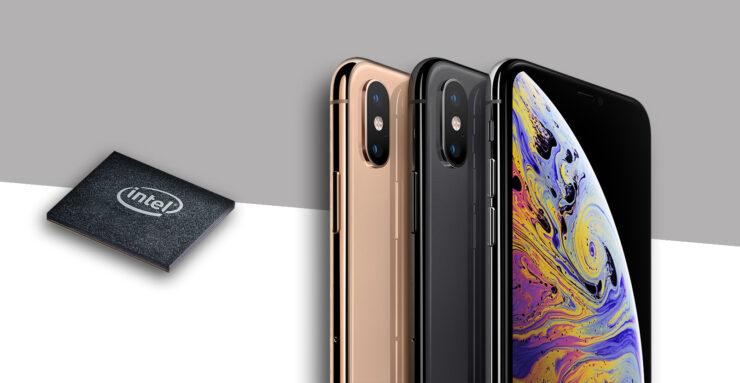 Intel 4G models present 2019 iPhone