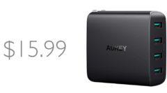 aukey-4-port-charger-deal