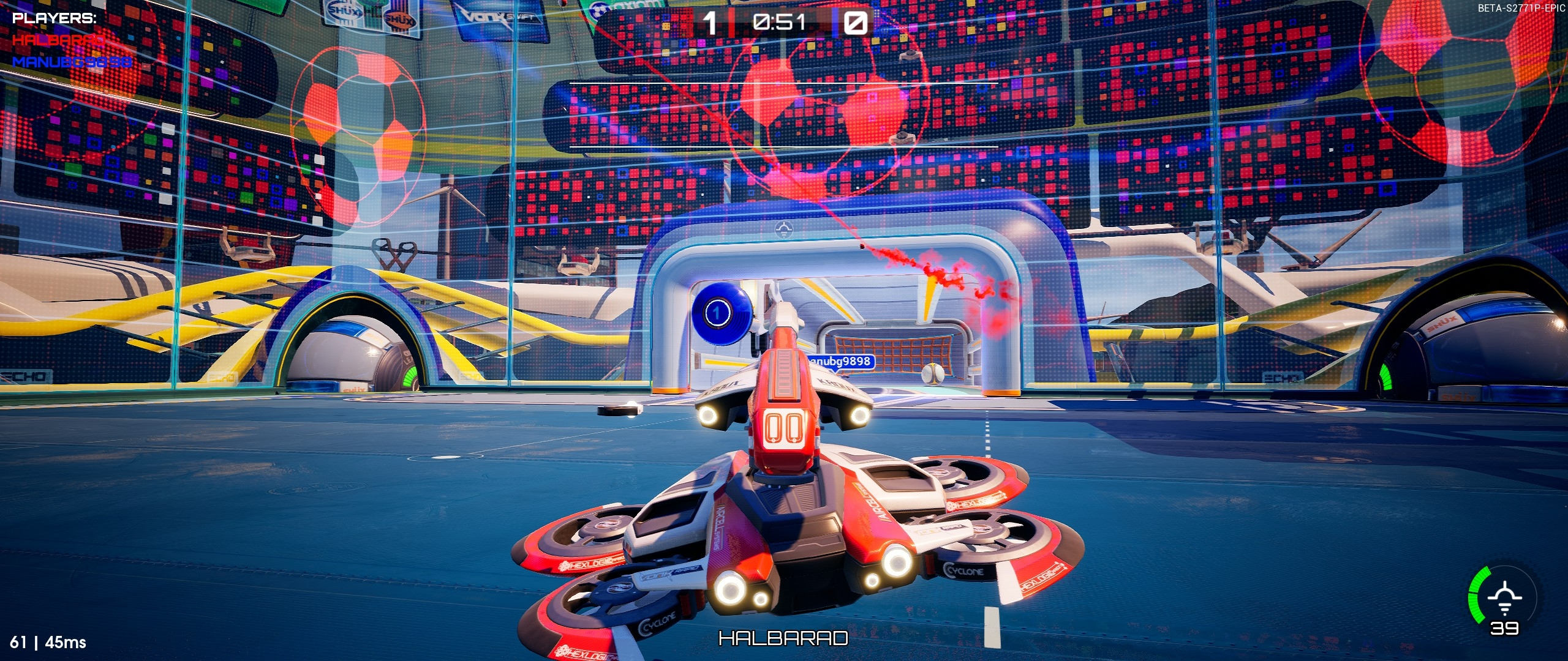 Axiom Soccer Is But Isn T Rocket League With Guns Early Impressions