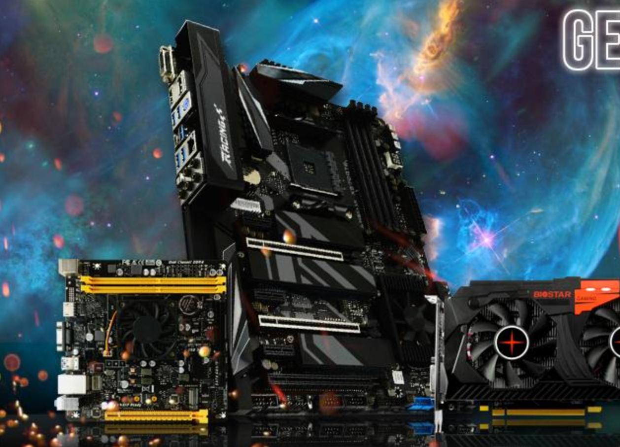 BIOSTAR Teases X570 Racing Motherboard For AMD Ryzen 3000 CPUs