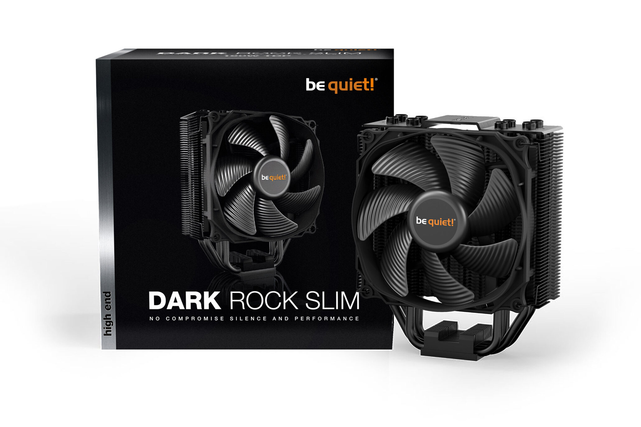 Be Quiet Dark Rock Slim - Air Cooler For All Builds
