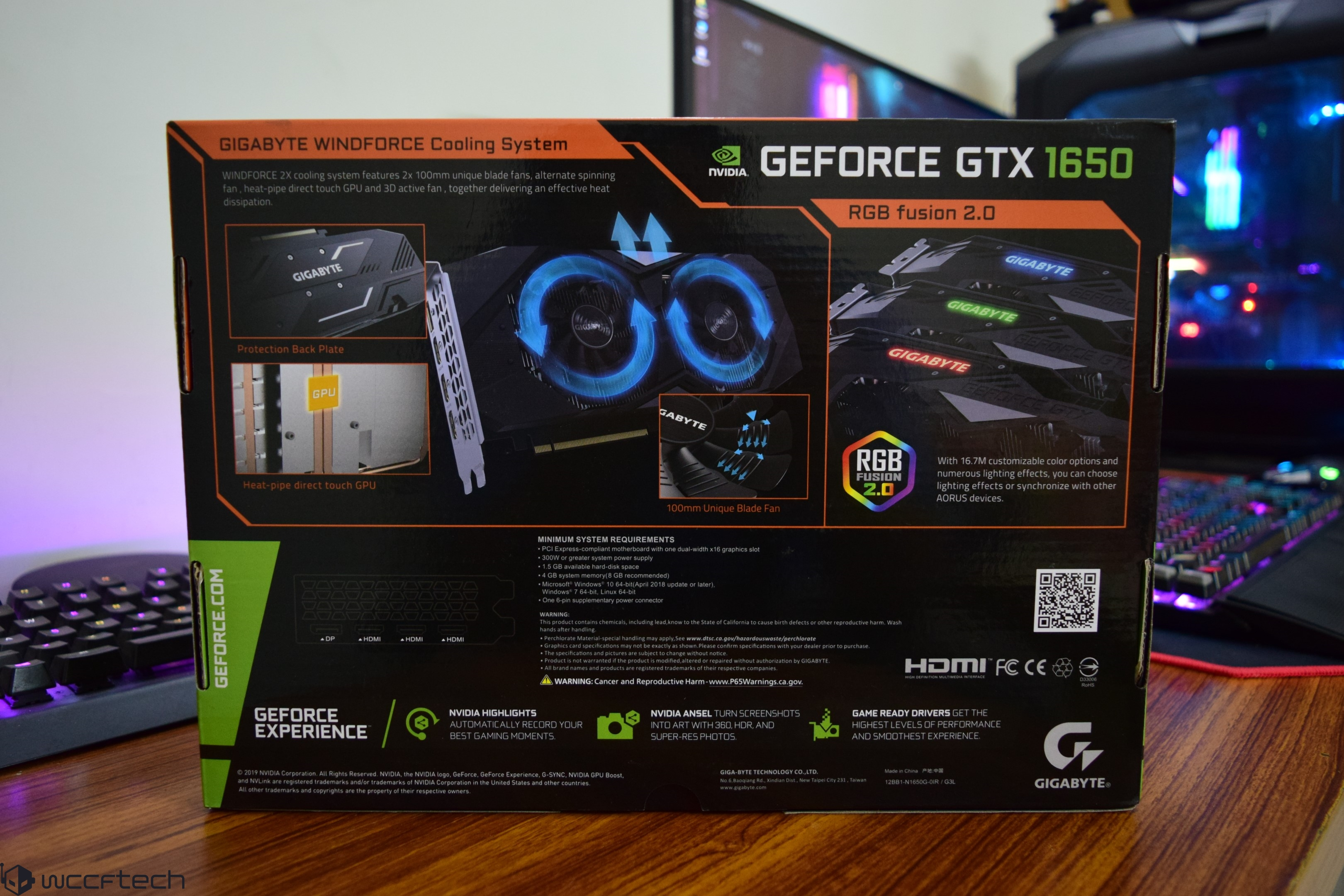 NVIDIA GeForce GTX 1650 4 GB GDDR5 Graphics Card Review Ft