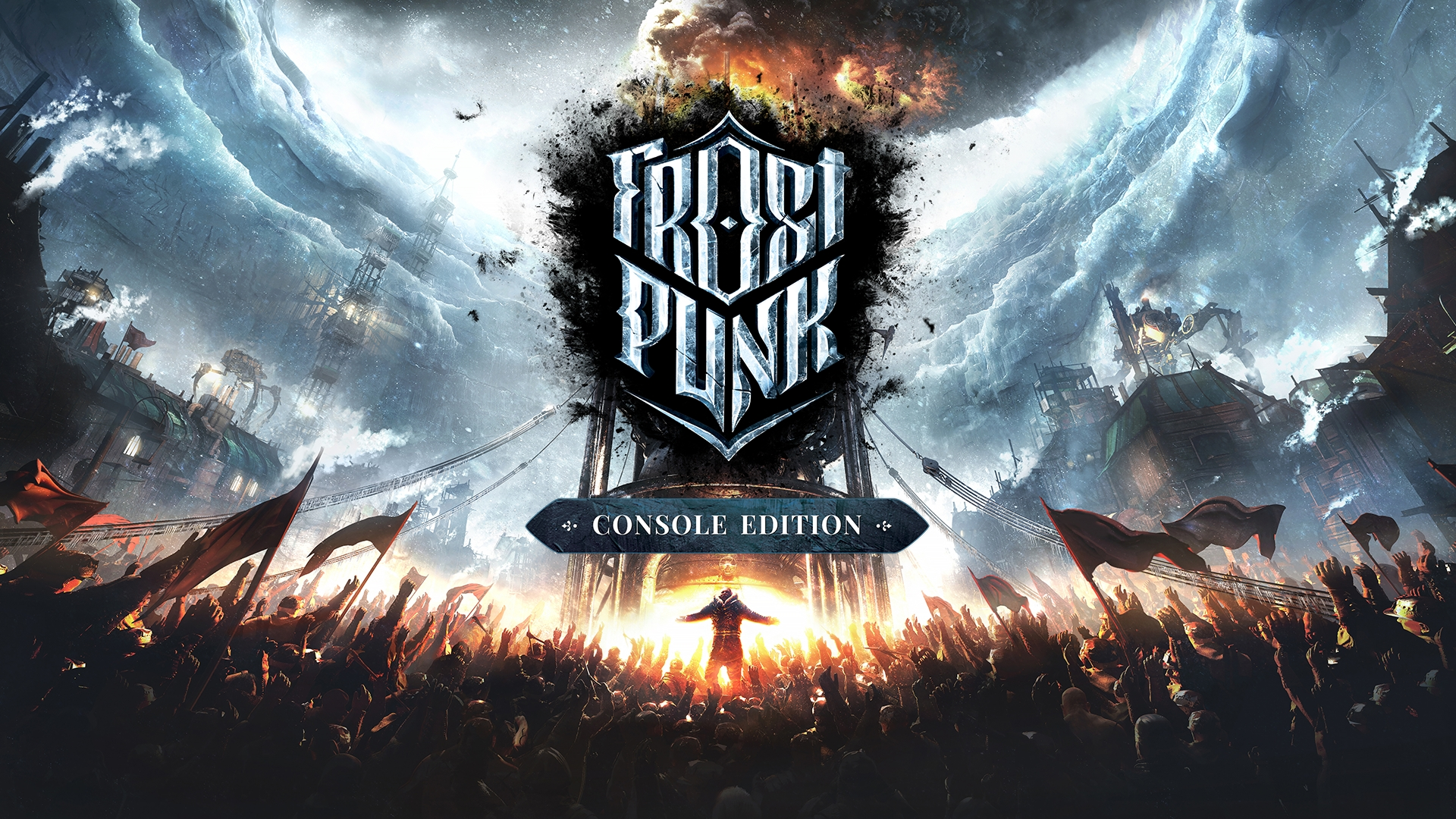 Frostpunk: Console Edition Preview - Freezing in Greater Comfort