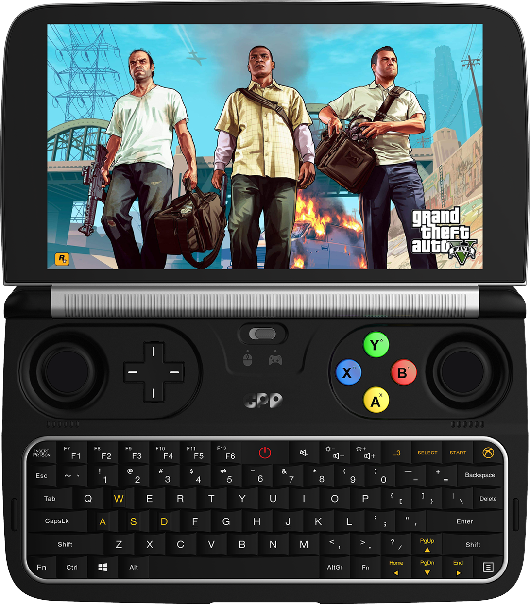 GPD Win Max to Be Powered by an AMD Ryzen Embedded SoC Instead of an