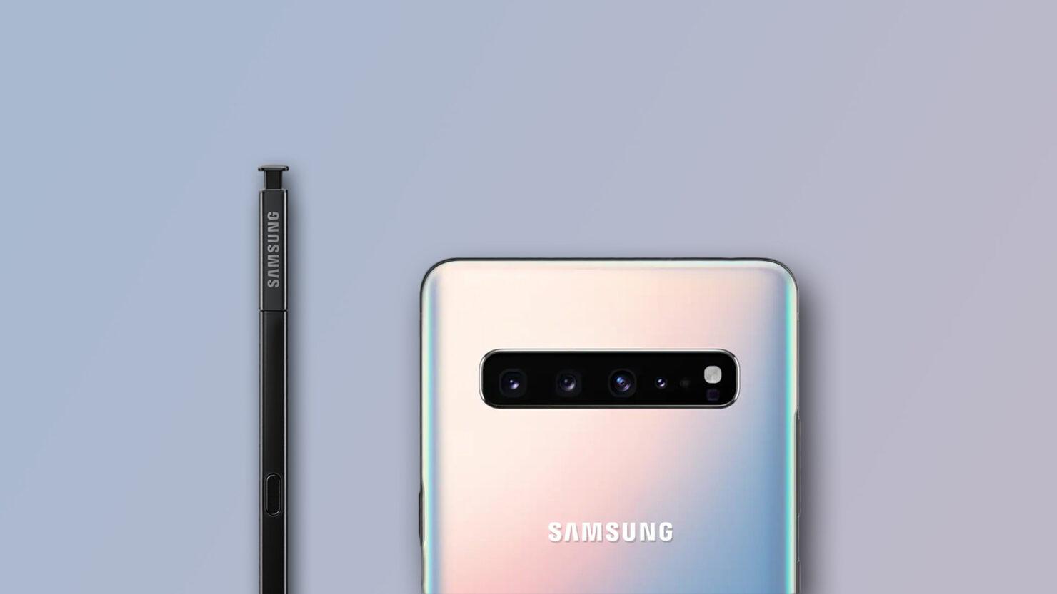 Smaller Galaxy Note 10 fewer cameras