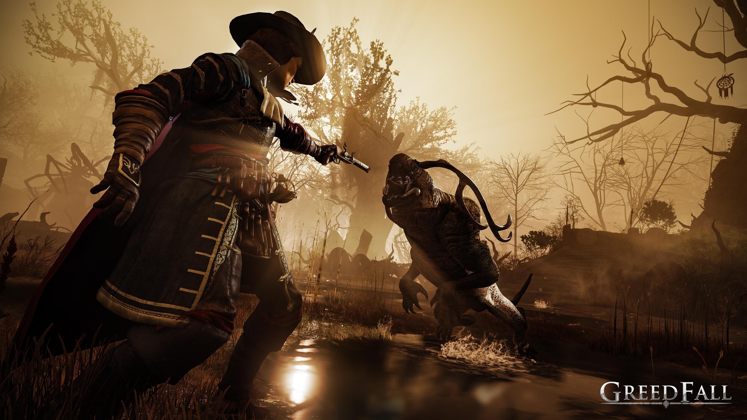 GreedFall Gamescom 2019 Hands-on Preview - Better than BioWare?