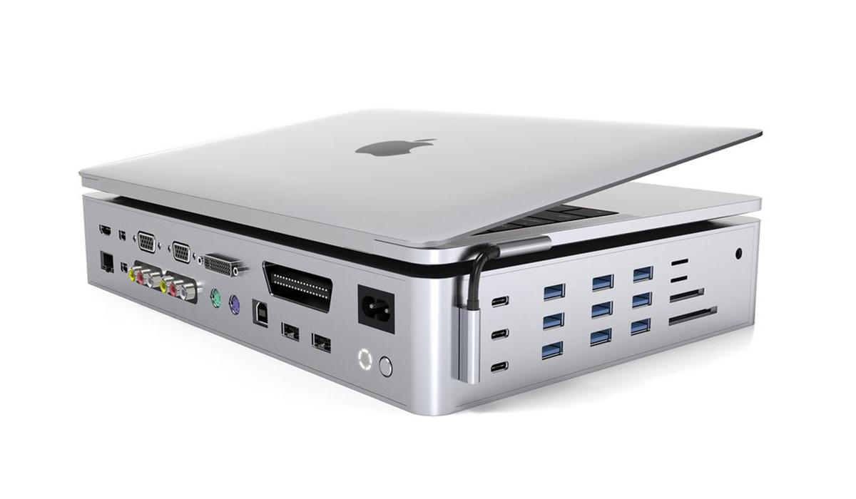 Hyper USB C hub MacBook Pro April Fools