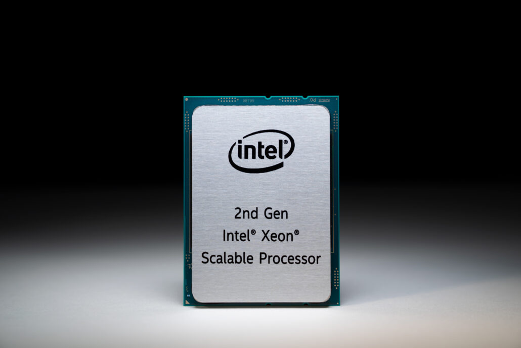 Intel Xeon W Cascade Lake CPU Lineup