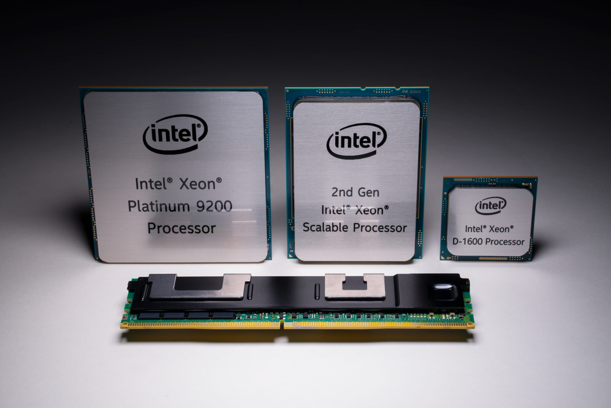 Intel Data Center Innovations Announced With 2nd Generation Xeon CPUs