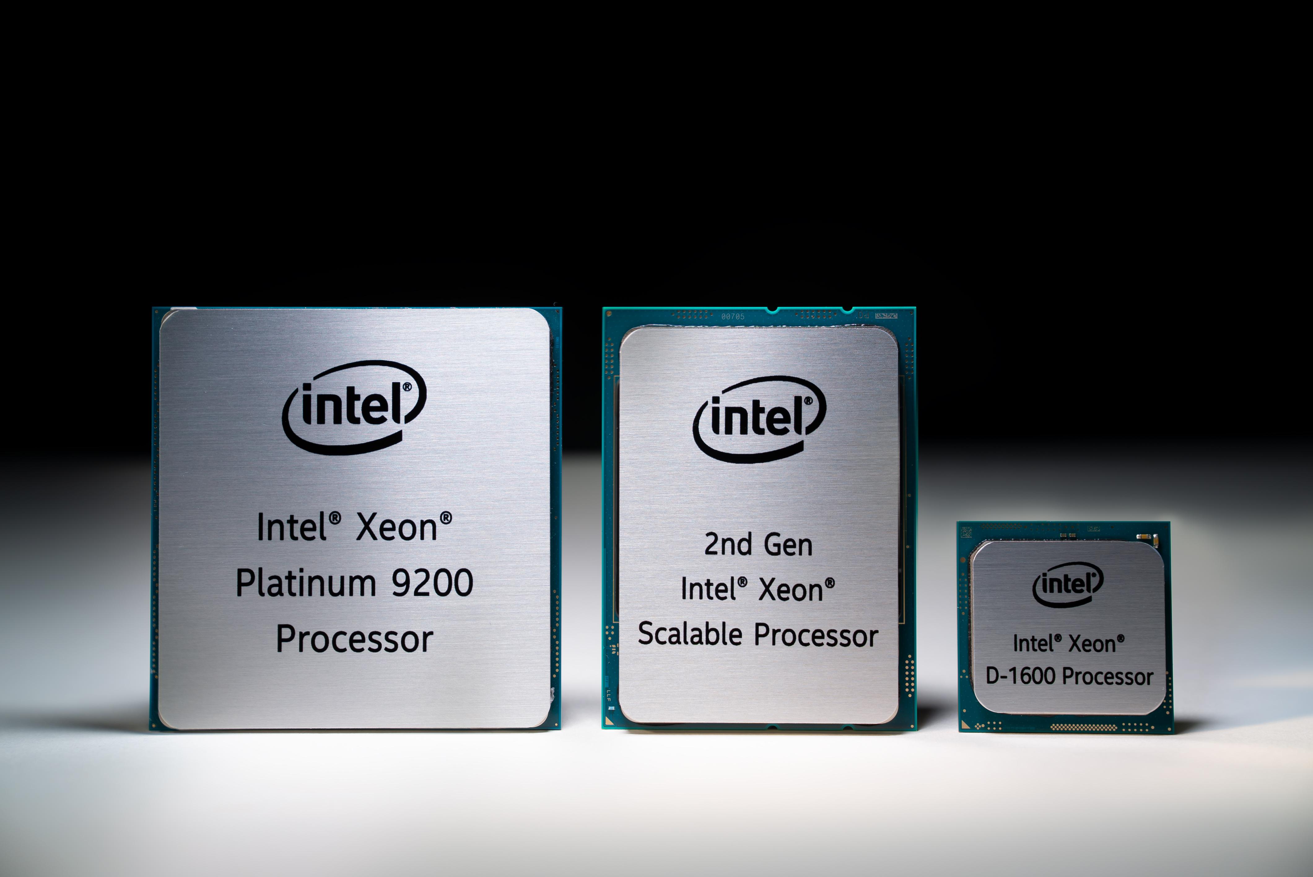 Intel Cascade Lake Sp Xeon Workstation Cpus For Lga 3647