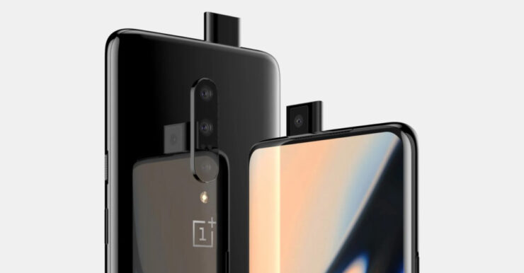 OnePlus 7 Pro triple camera confirmed