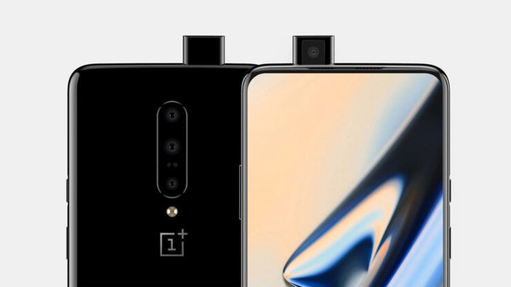 OnePlus 7 Pro three alleged models