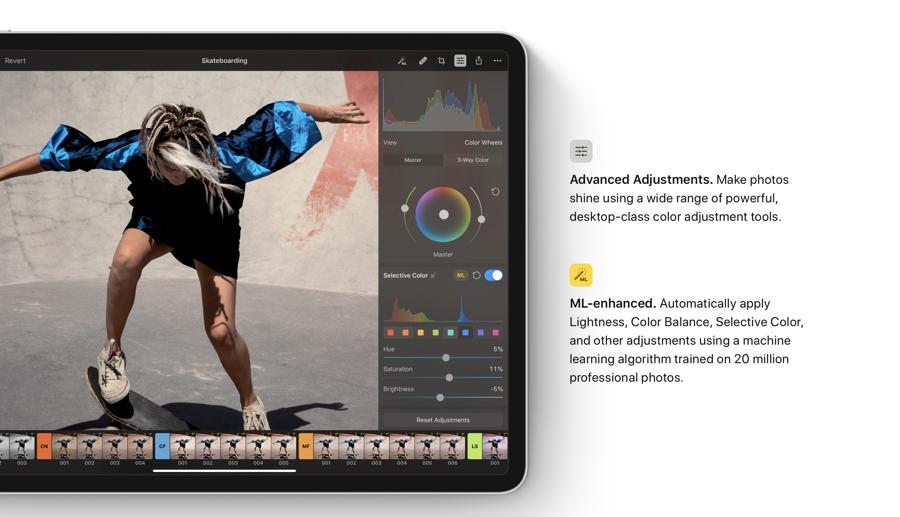 Pixelmator Photo Arrives on iPad with Non-Destructive