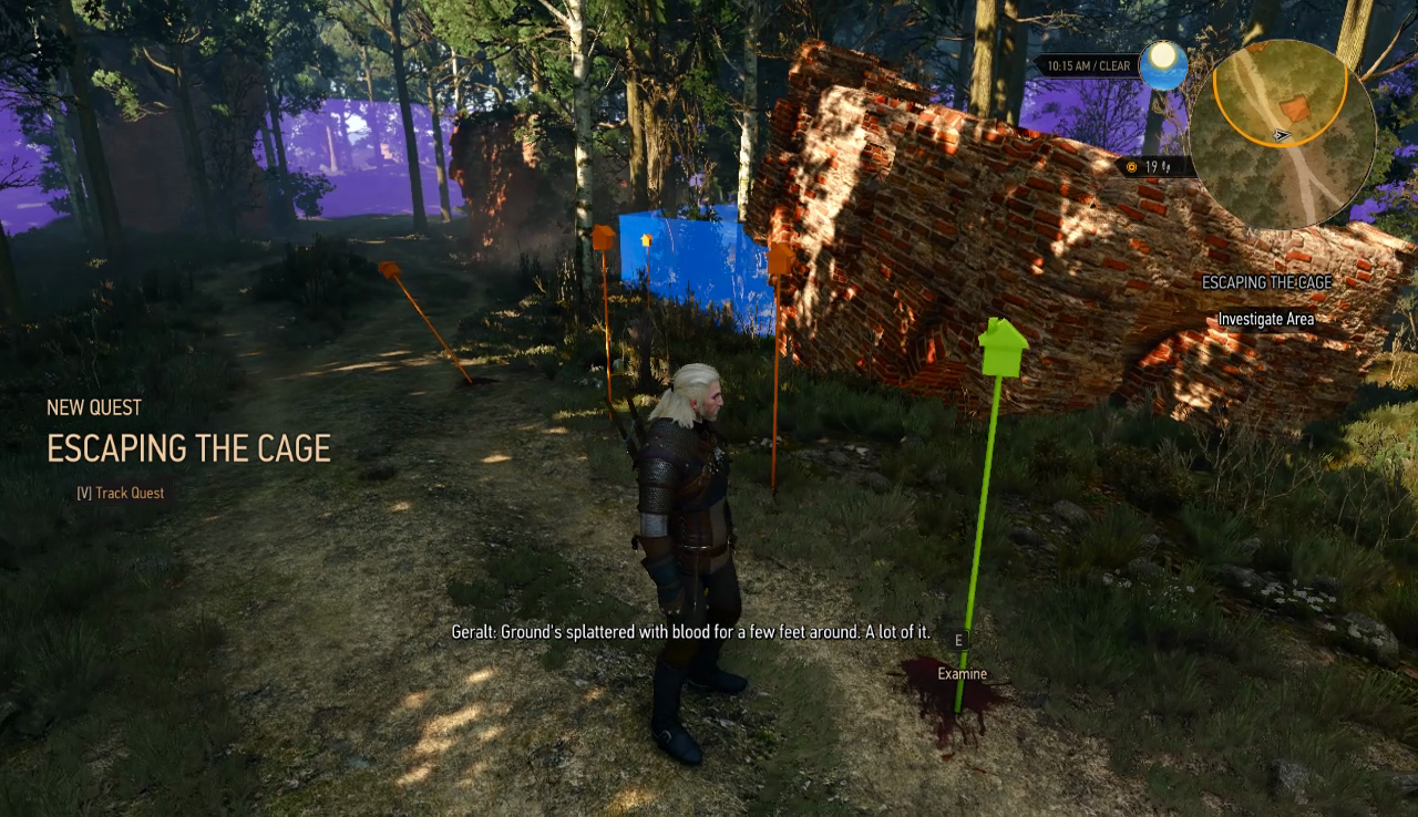 The Witcher 3 Radish Modding Tools Allow Creation Of Custom