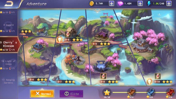 Hi-Rez Studios's Mythology-Themed Action RPG Smite Blitz