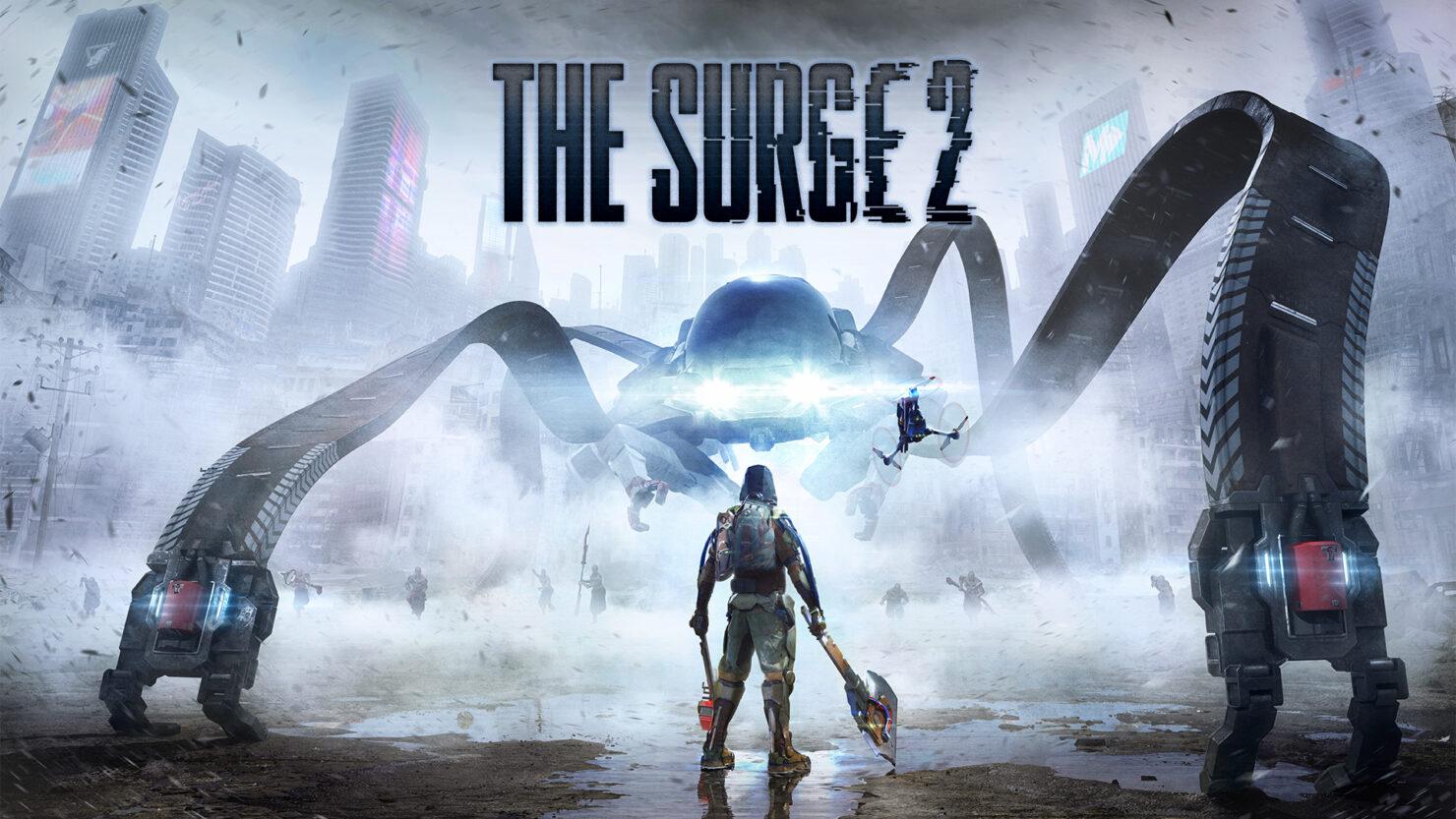 The Surge 2 Art