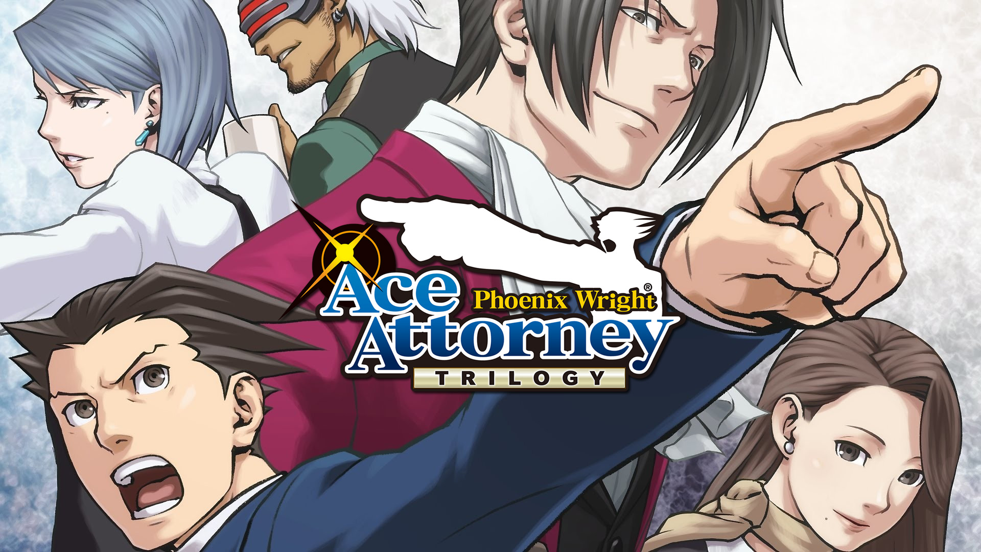 Phoenix Wright Ace Attorney Trilogy Review Justice Rises Again