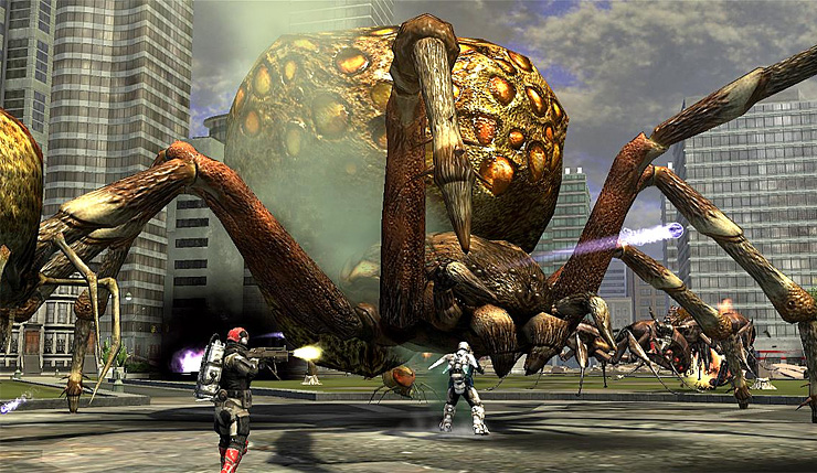 Xbox Games With Gold Serves Up Earth Defense Force and Golf Club