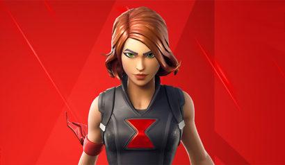 fortnite avengers endgame event brings back thanos includes black widow skin - fortnite x avengers 3rd teaser