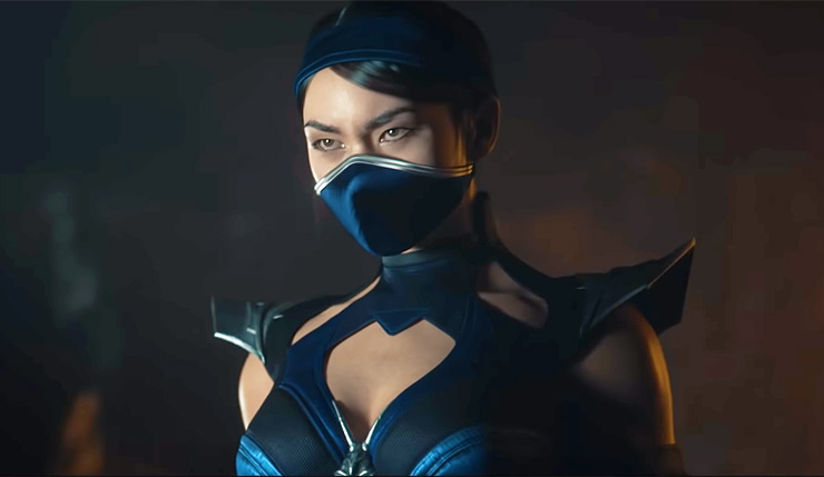 Mortal Kombat 11 Adds Kitana And New Fighter The Kollector To Its