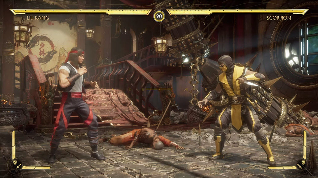 Mortal Kombat 11 Review Gore And Grind