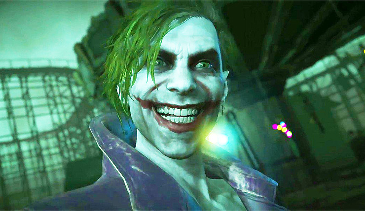 Mortal Kombat 11 Dlc Fighters Possibly Leaked Include Joker