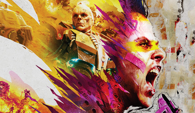 RAGE 2 PC Core Scaling and Graphics Cards Performance Explored