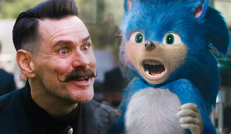 Sonic Movie S Hideous Hedgehog Getting A Makeover Assures Director