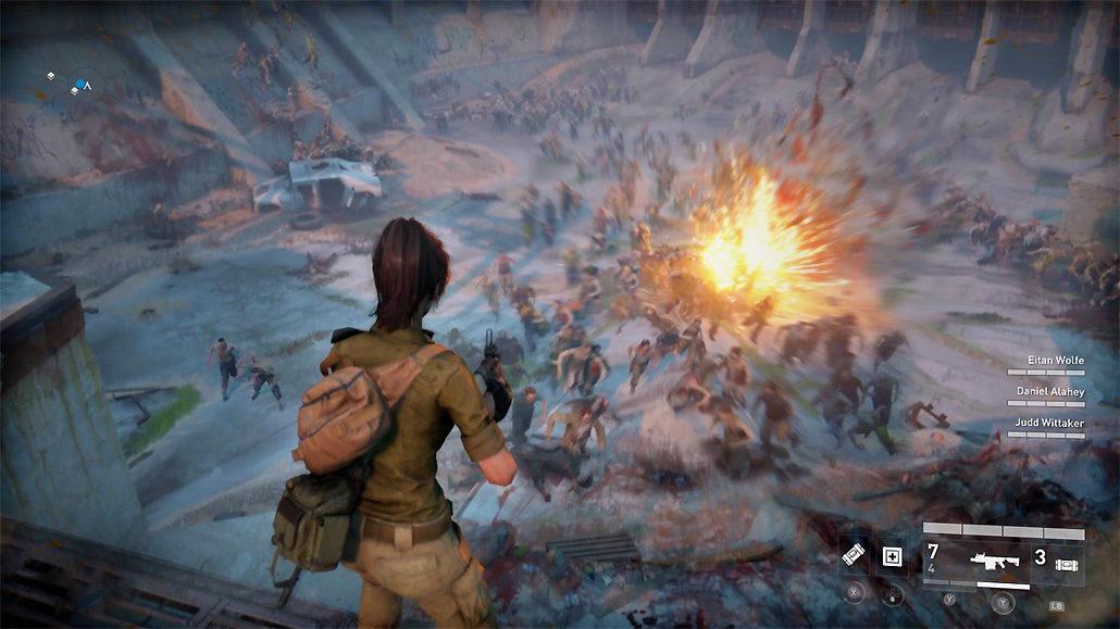 World War Z Review – Left 4 Dead Ringer