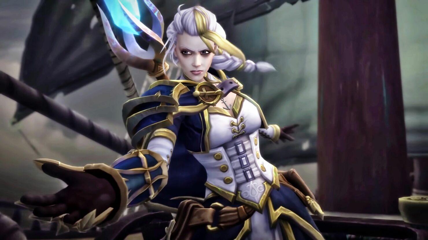 World of Warcraft Battle for Azeroth hotfix jaina proudmore nerf