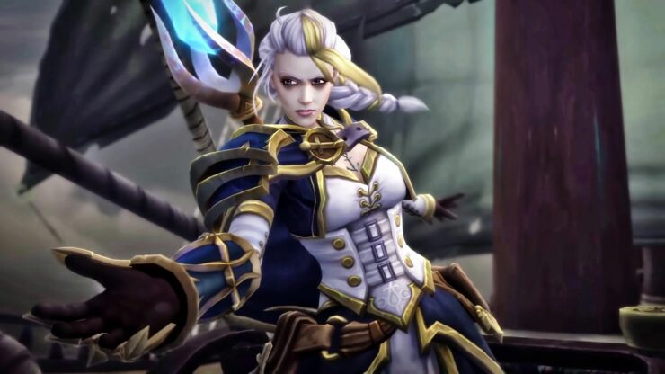 World of Warcraft Battle for Azeroth hotfix jaina proudmore nerf
