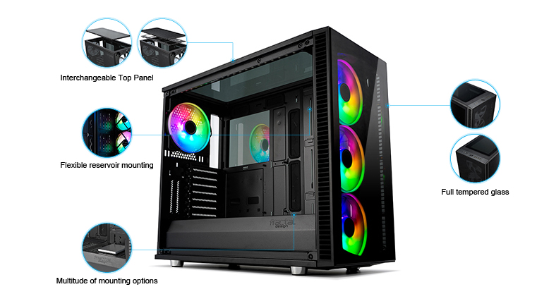 Fractal Design Define S2 PC Case