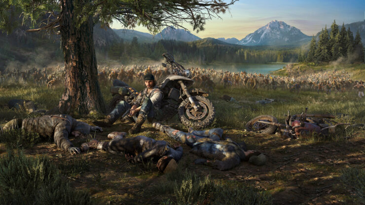 Days Gone Review - Drifting Through the Apocalypse in Style