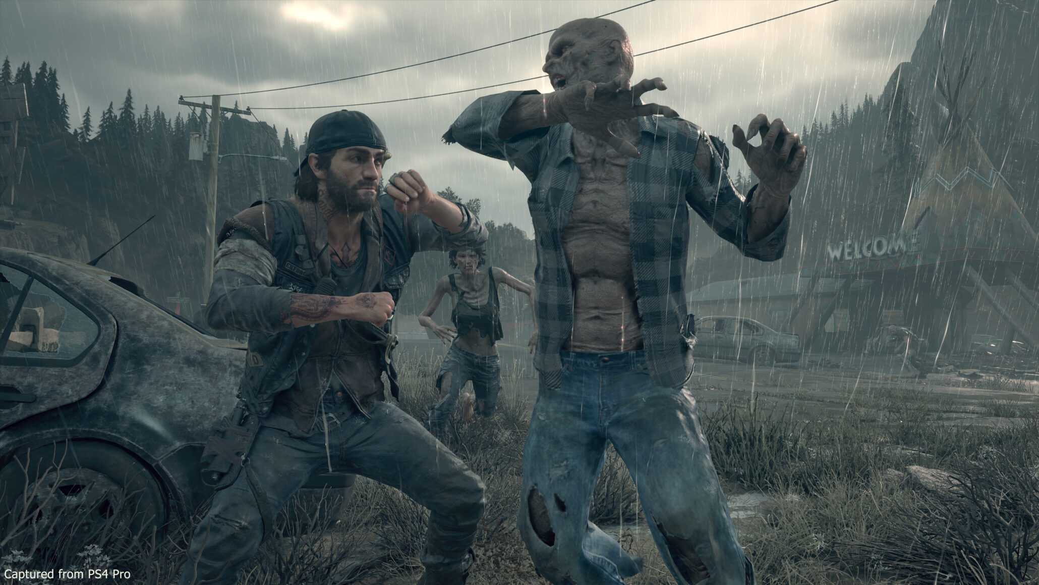 Days Gone Patch 1 30 Released for PS4