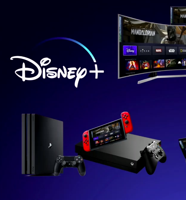 disney + switch xbox one