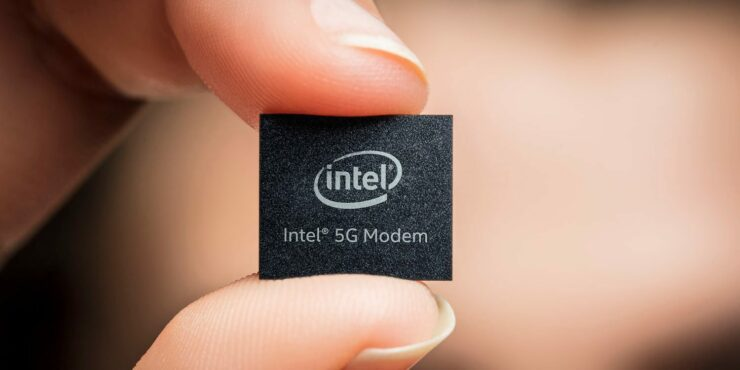 Intel exists 5G smartphone modem business