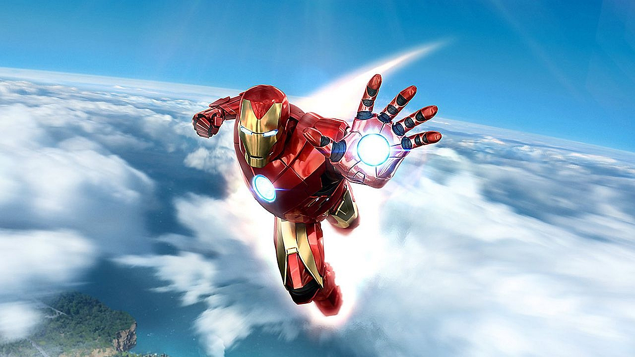 0b126e3e2513 Marvel s Iron Man VR Dev  We Couldn t Think of a Better Match for VR  It s  a Full
