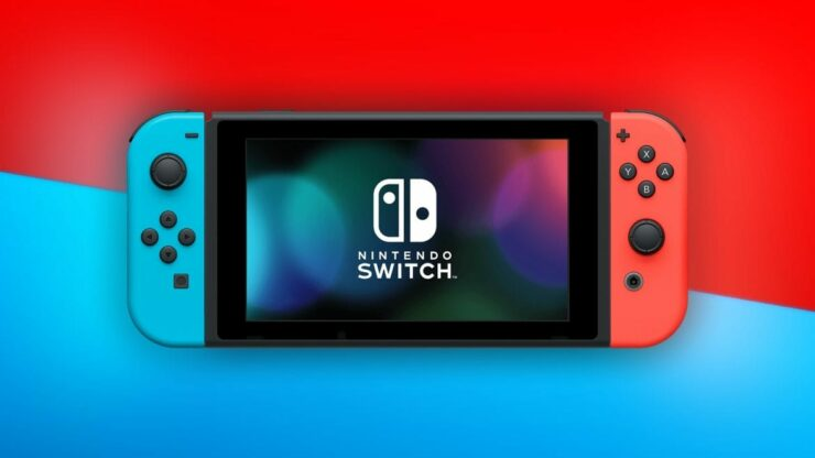 Nintendo Switch System Update 9.0.1