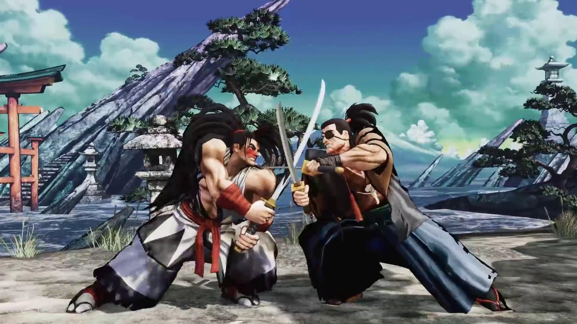 samurai shodown release date switch pc xo ps4