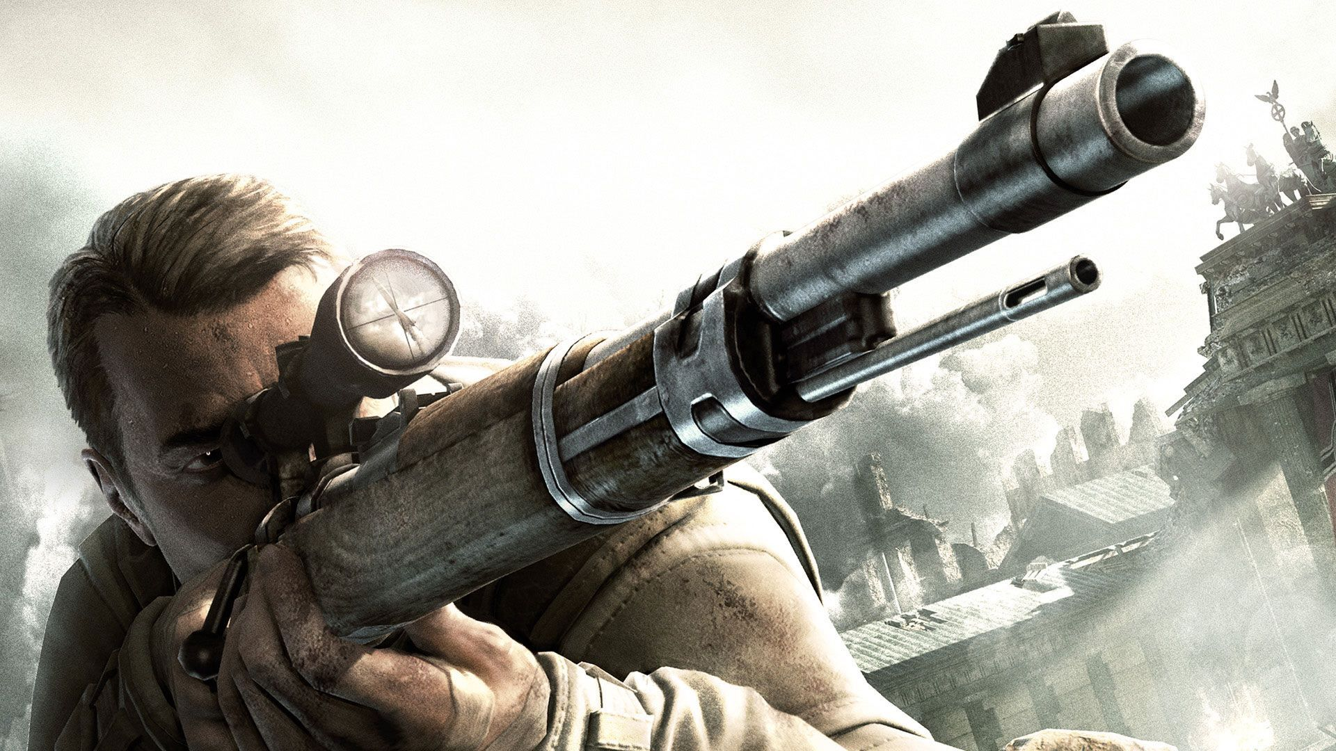 Sniper Elite V2 Game of The Year - YouTube