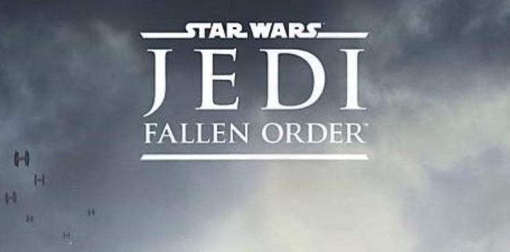 star wars jedi fallen order poster ps4 xbox one pc 2