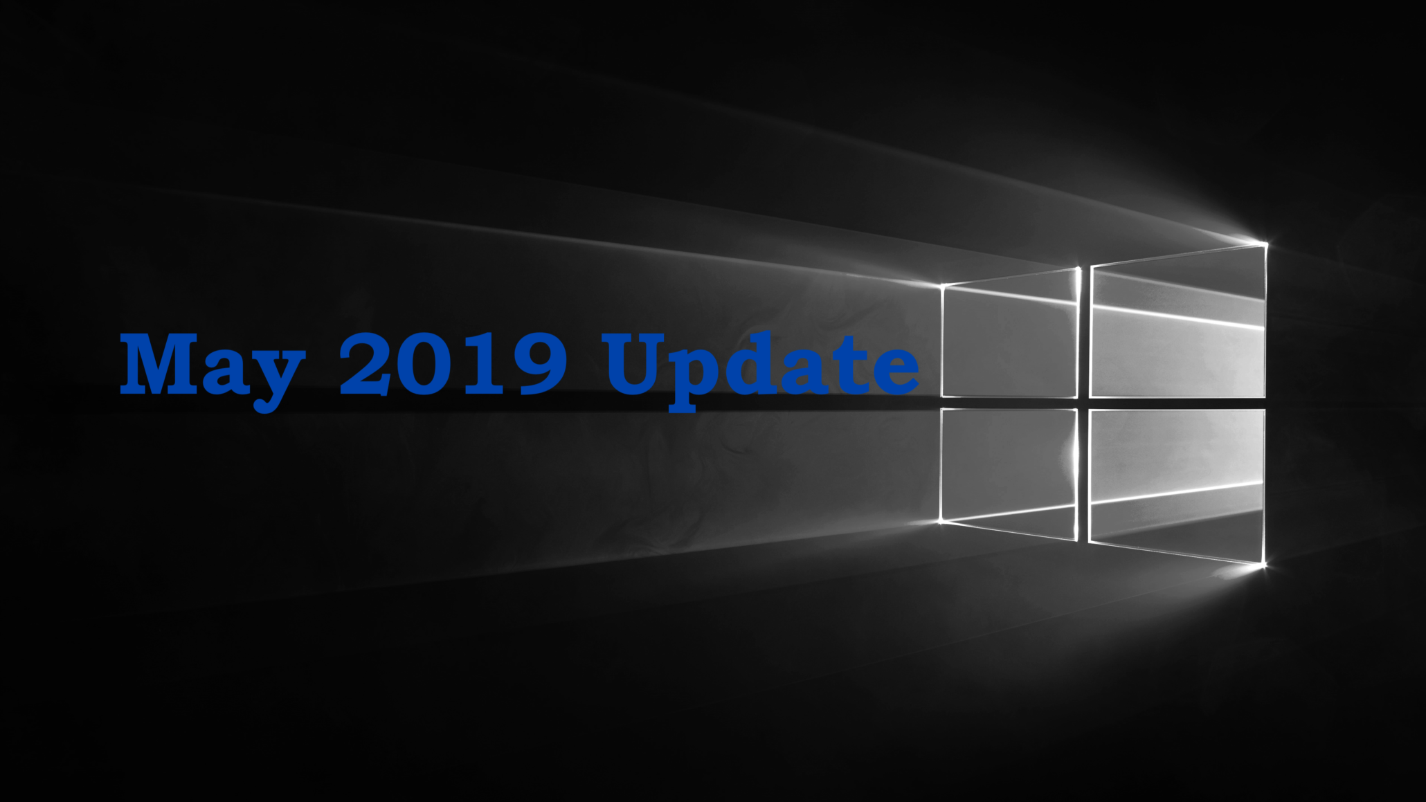 Potential Windows 10 May 2019 Update RTM Build 18362 30 Out for Slow