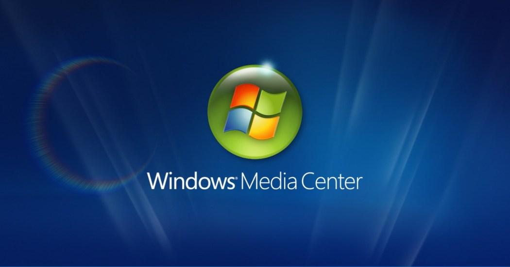 Windows media center pc go to