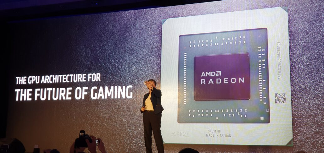 AMD Radeon RX 5000 Graphics Cards With AMD Navi GPU