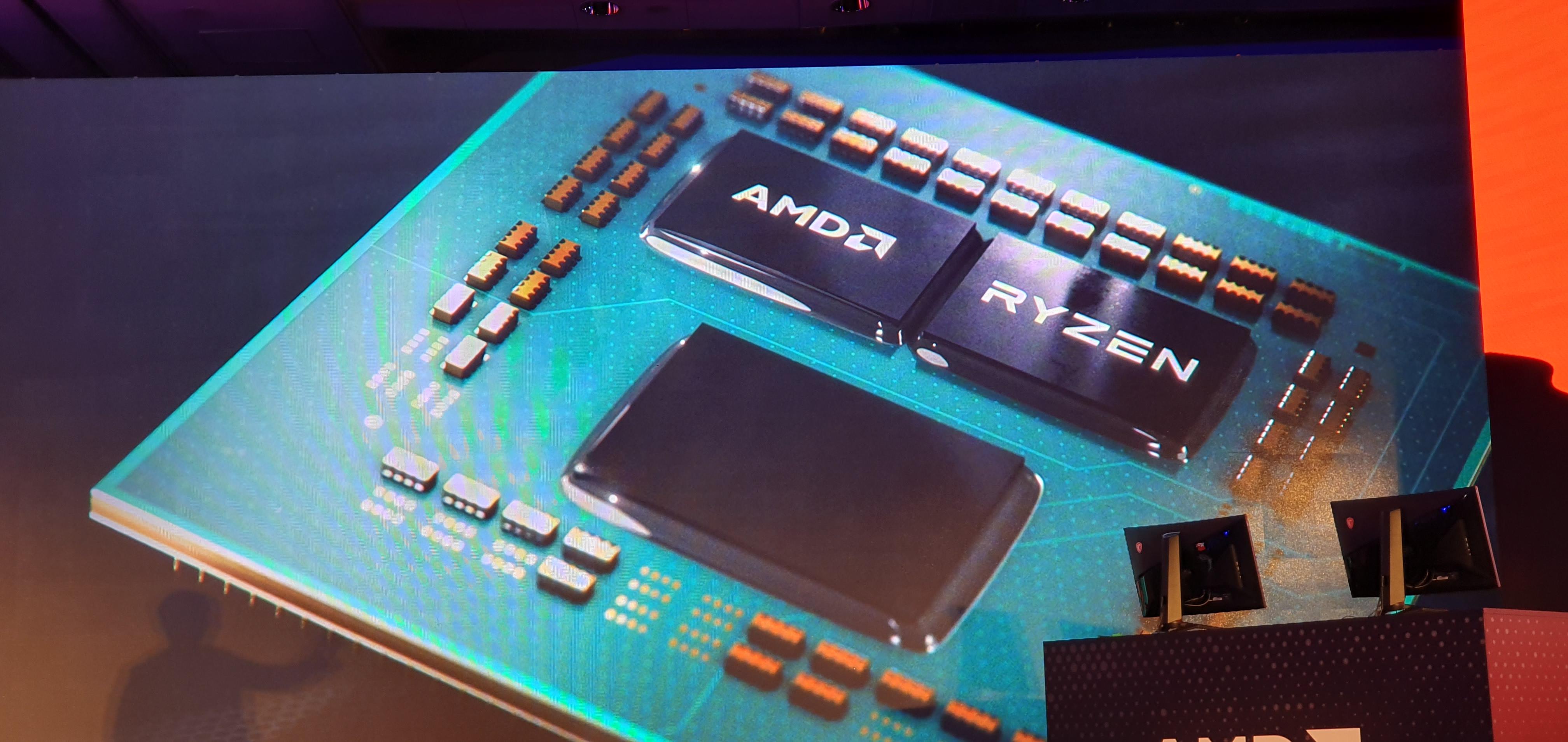 Amd Ryzen 3000 Announced 7nm Cpus 12 Cores 4 6 Ghz 499 Us