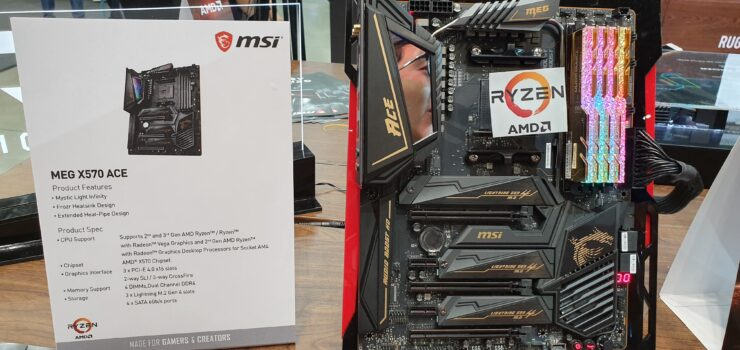 MSI Goes All Out With Their X570 Motherboard Lineup With The