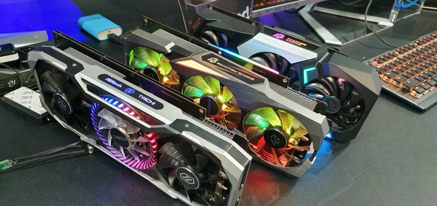 AMD Radeon RX 5000 Graphics Cards With AMD Navi GPU