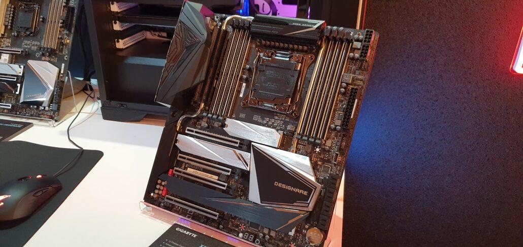 Intel X499 Motherboards AORUS Intel Core X CPUs