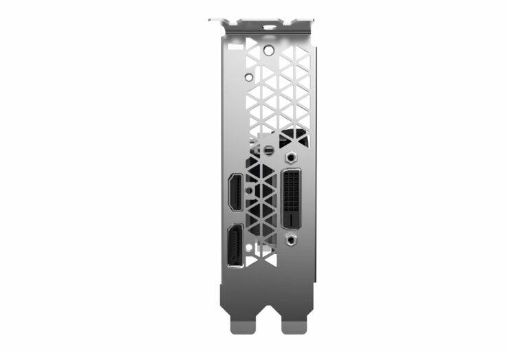 Zotac Announces First Low Profile For The GTX 1650
