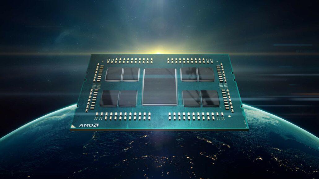 AMD EPYC Rome 7nm CPUs